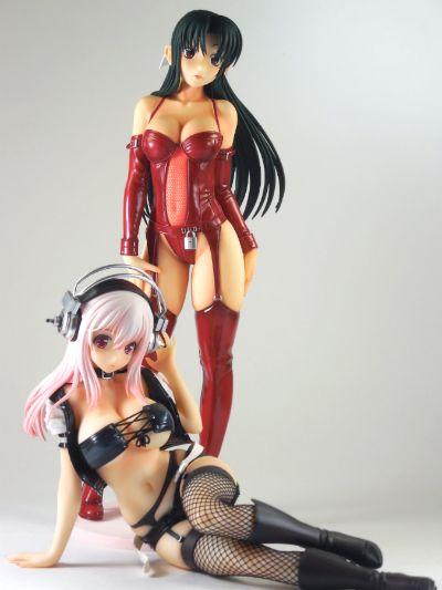ナナとカオル 千草奈奈 Red Bondage ver.