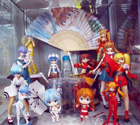EVA Reset酱 Loves Evangelion Wonder Festival 2006 Summer EVA10周年纪念 明日香