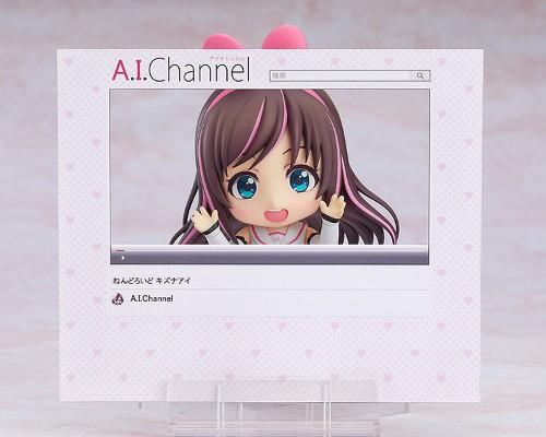 粘土人#899 A.I.Channel 绊爱