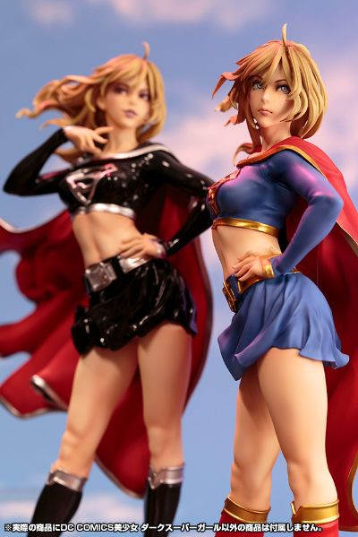 DC漫画美少女 美少女雕像  女超人 Ver.2