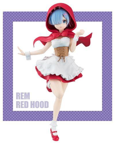 Re:从零开始的异世界生活 蕾姆 Red Hood