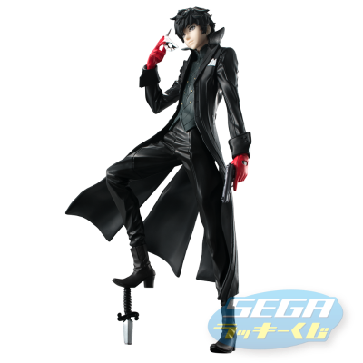 Lucky Kuji Persona5 主人公 Kaitou Ver