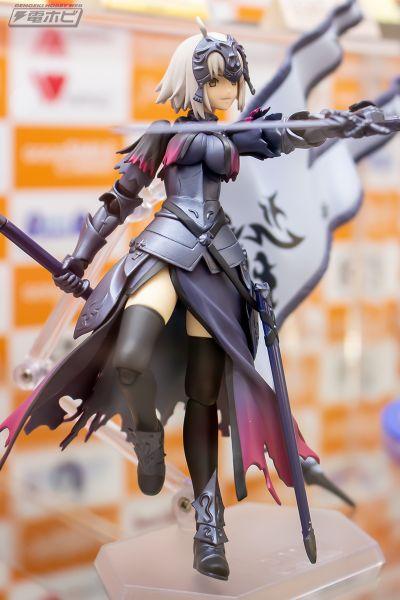 figma#390 Fate/Grand Order Avenger 贞德 [Alter]