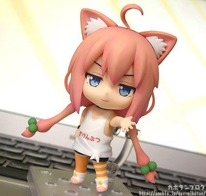 黏土人#1024 Hinata Channel 猫宫日向