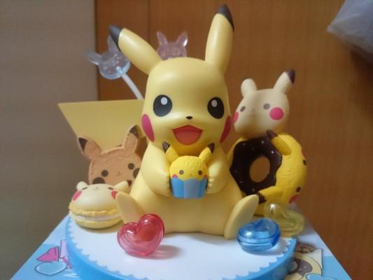 Pokémon Tea Party 精灵宝可梦 皮卡丘