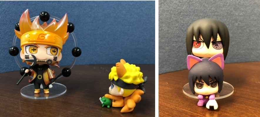 迷你 Mega Buddy! NARUTO -火影忍者- 疾风传 漩涡鸣人