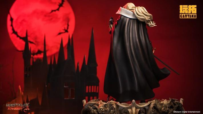 悪魔城吸血鬼X 月下的夜想曲 Alucard