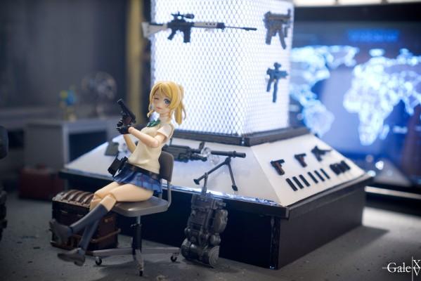 小军械库 LA015 M1911A1&指挥官