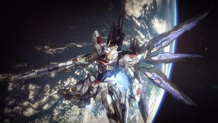METAL BUILD 机动战士高达SEED Destiny ZGMF-X20A 强袭自由高达