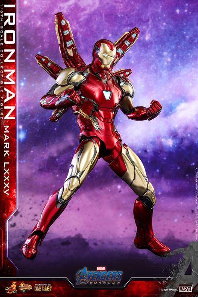 电影杰作 复仇者联盟4:终局之战 钢铁侠Mark 85