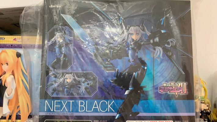 新次元游戏海王星VII 黑色之心