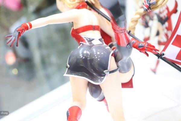 Fate/Apocrypha 莫德雷德&贞德  Type-Moon Racing ver.