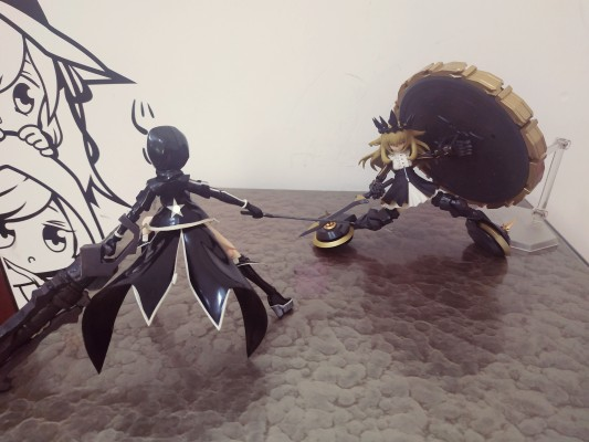 figma#234 TV动画 黑岩射手 Chariot TV ANIMATION Ver.