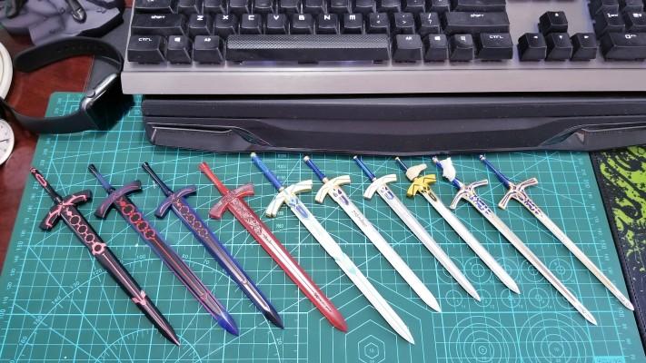 Fate / Grand Order Saber〔Alter〕私服ver.
