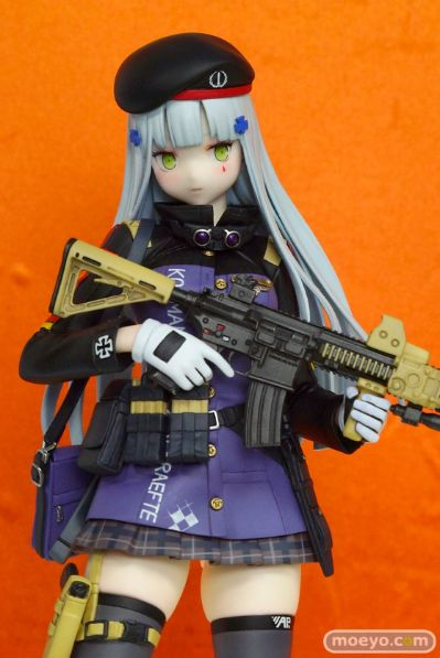 少女前线 HK416
