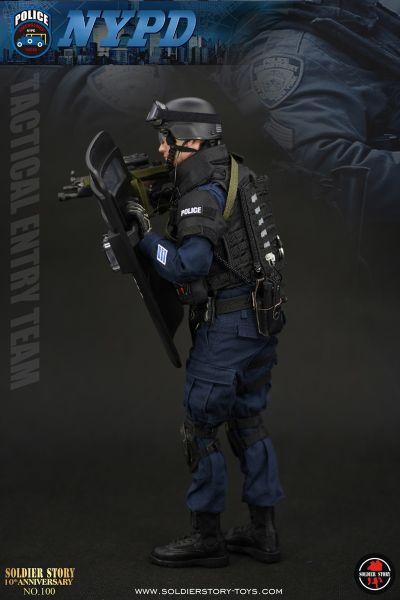 SoldierStory SS100 纽约市警局 TACTICAL ENTRY TEAM