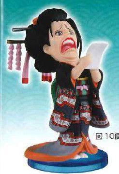 World Collectable Figure 海贼王 妮可・罗宾