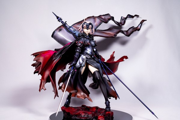 Fate/Grand Order 贞德[Alter] 1段阶目