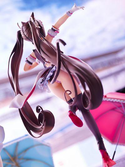 NEKOPARA Vol.1 Soleil opened! 巧克力 赛车女郎ver.