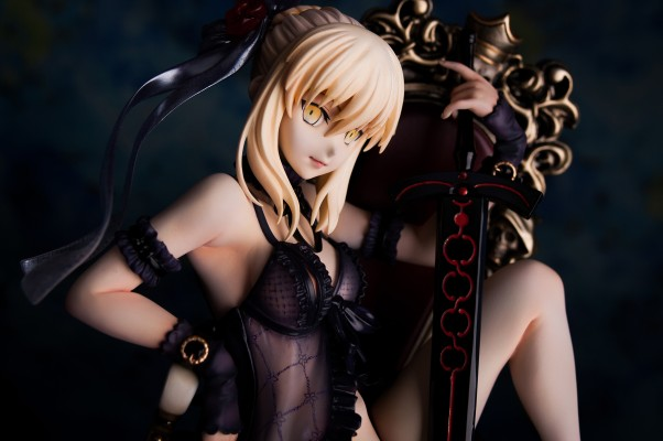 Fate/Stay Night Saber Alter 内衣ver