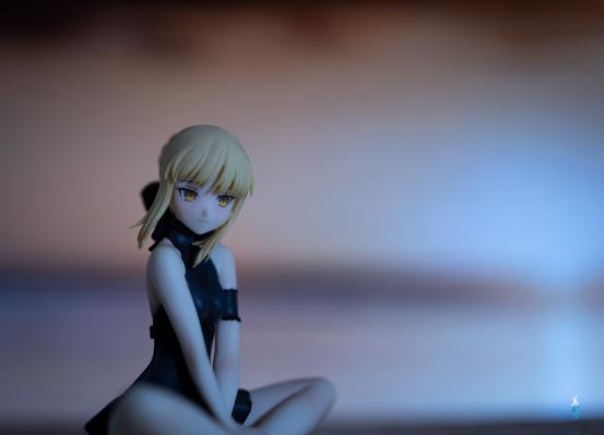 BEACH QUEENS Fate/Zero SABER【Fate/Zero Ver.】
