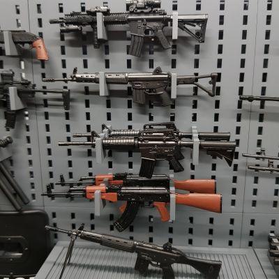小军械库 LD006 1/12 枪架B