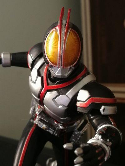 造形师×写真家 Kamen Rider Faiz 假面骑士555(faiz) 假面骑士faiz
