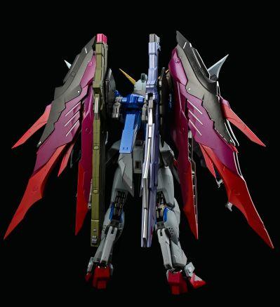 METAL BUILD 机动战士高达SEED Destiny ZGMF-X42S 命运高达