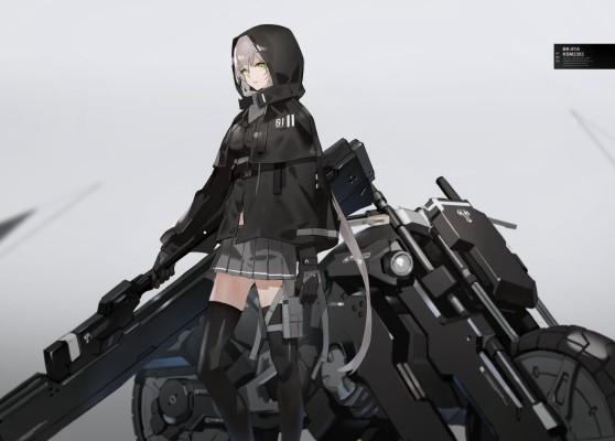 figma#485 重兵装型女子高生 壹  Another ver.