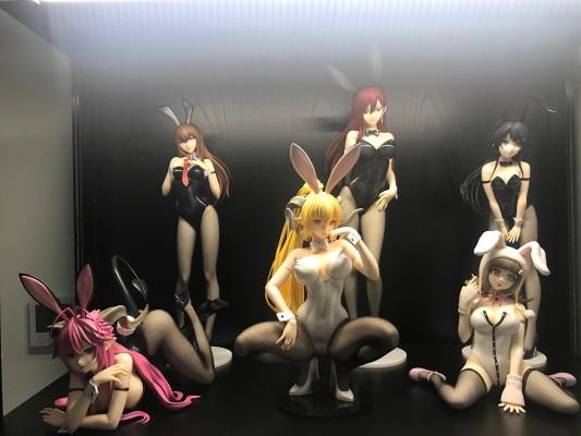 B-style 青春期笨蛋不做兔女郎学姐的梦 樱岛麻衣 兔女郎ver.