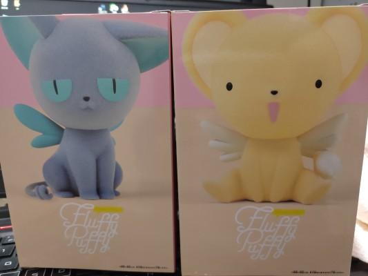 Fluffy Puffy 魔卡少女樱 Clear Card篇 小可