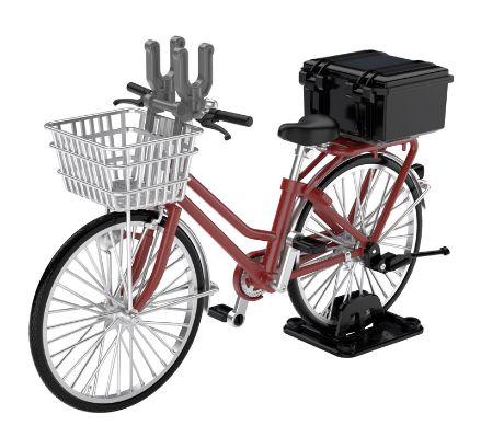 小军械库 LM005 通学自行车(指定防卫校用) 褐红色