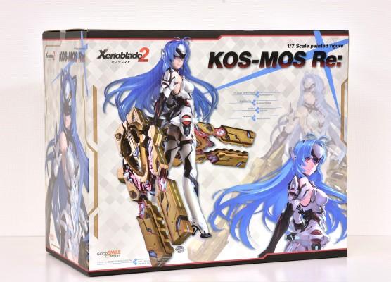 异度神剑2 KOS-MOS Re: