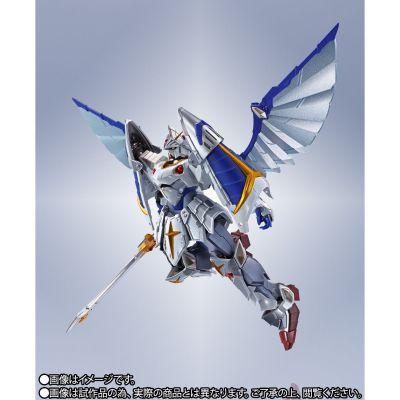 METAL ROBOT魂 <SIDE MS> 机动战士高达外传 & SD高达外传 全能骑士高达(真实比例ver.)