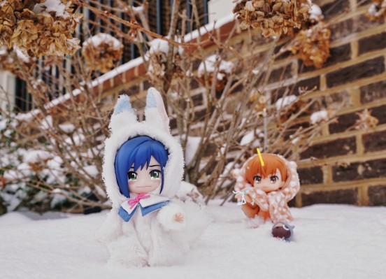 黏土人#1307 我的青春恋爱物语果然有问题 完 雪之下雪乃