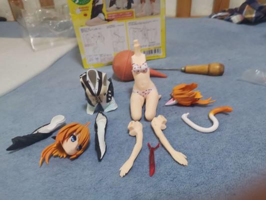 GUTTOKURU人形收藏系列 ラ・ボーテ05 まよチキ! 近卫昴