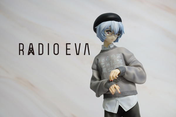 新世纪福音战士 绫波丽 Ver. Radio Eva