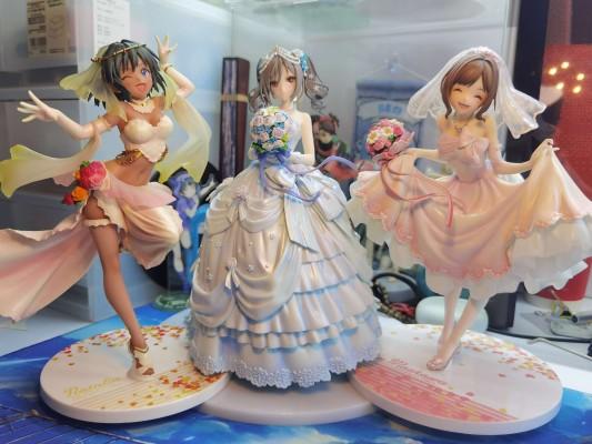 偶像大师灰姑娘女孩 娜塔莉娅 Happy Bridal Ver.