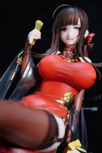 少女前线 DSR-50 红牡丹