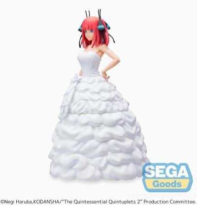五等分的新娘∬ 中野二乃
