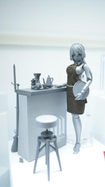 ARCTECH 少女前线 春田 咖啡厅Ver.