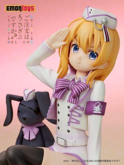 请问您今天要来点兔子吗?BLOOM 保登心爱 制服ver.