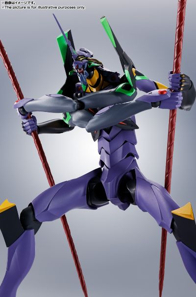 ROBOT魂 <SIDE EVA>  新世纪福音战士新剧场版:终 EVA第13号机