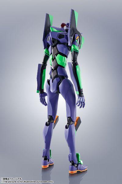 ROBOT魂 <SIDE EVA> 新世纪福音战士新剧场版:终 EVA初号机 + 卡西乌斯之枪(新配色版)