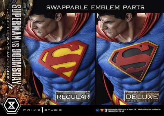 UMMDC-05 超人(漫画) 超人 VS 毁灭日