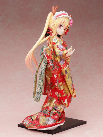 小林家的龙女仆S 托尔 -日本人形-